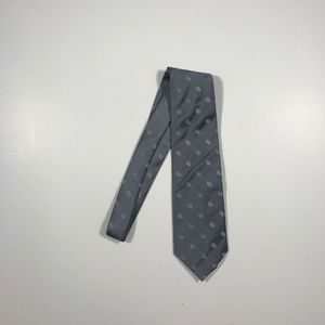 CALVIN KLEIN LIGHT GRAY TIE